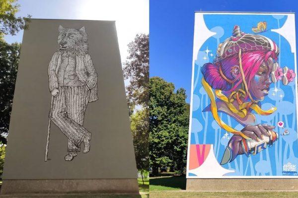 VukovART 2020: Uživajte u prekrasnoj galeriji murala