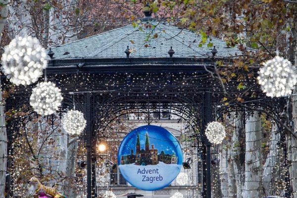 Znamo na kojim će se lokacijama održati ovogodišnji Advent u Zagrebu