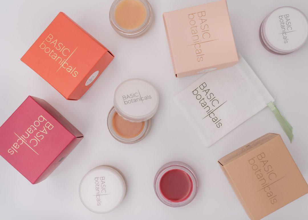 BASIC botanikals clean kozmetika