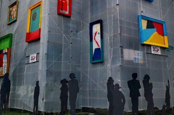 Umjetnost izvan galerija: Pogledajte instalaciju Borisa Bare i Ive Gašparića