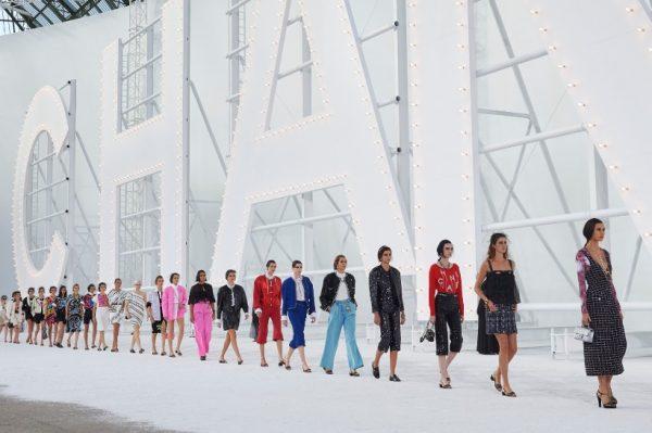 U uvjetima 'novog normalnog' održana je proljetna revija kuće Chanel