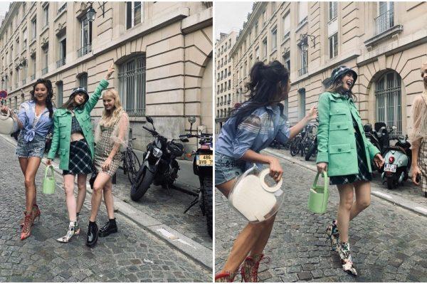 Kako kreirati popularni Emily in Paris look? Imamo ideje