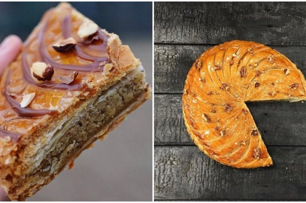 U francuskom stilu: malo drugačiji galette od badema