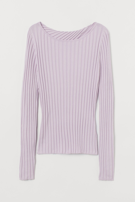 H&M pulover s otvorenim leđima jesen 2020.