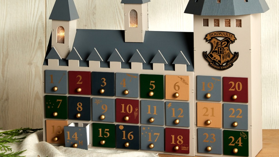 Harry Potter adventski kalendar Primark