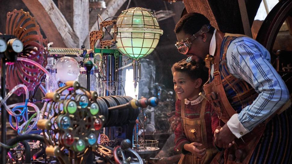 Jingle Jangle A Christmas Journey božićni film
