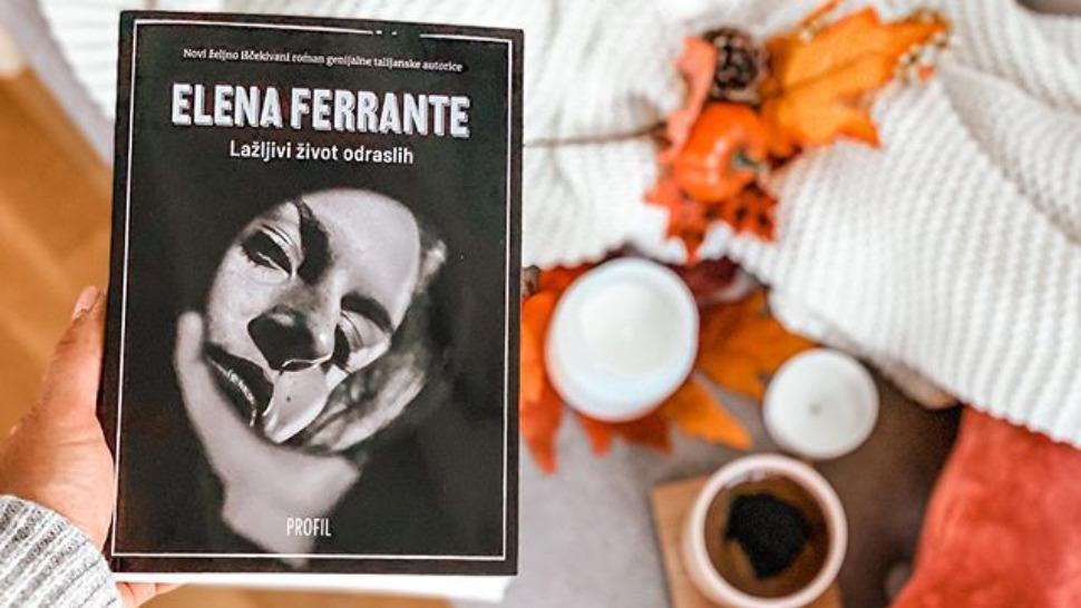 Journal Book Club Elena Ferrante