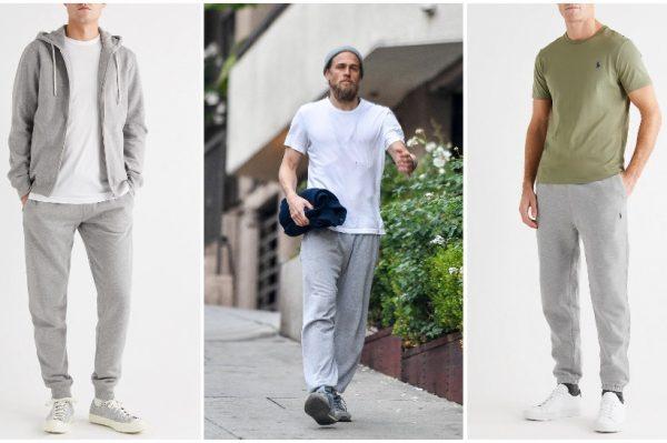 Journal Man: Siva trenirka u 7 savršenih modela