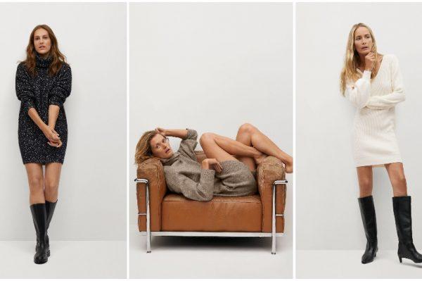 Haljine idealne za ležeran vikend kod kuće, odlaske na kavu i prve hladnije dane