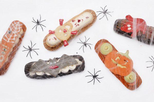 Ne propustite Halloween eclair vikend u Meet Mia slastičarnici
