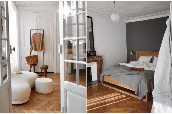 Divan pariški dom poznate modne blogerice