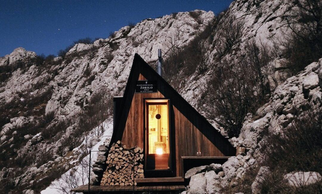 Ovo su neka od najljepših planinarskih skloništa u Hrvatskoj
