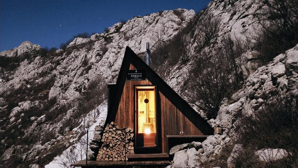 Planinarska skloništa