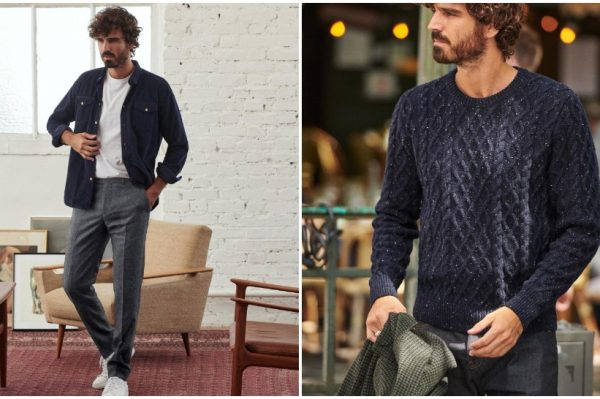 Journal Man: 15 nezaobilaznih modela iz garderoba stylish Francuza