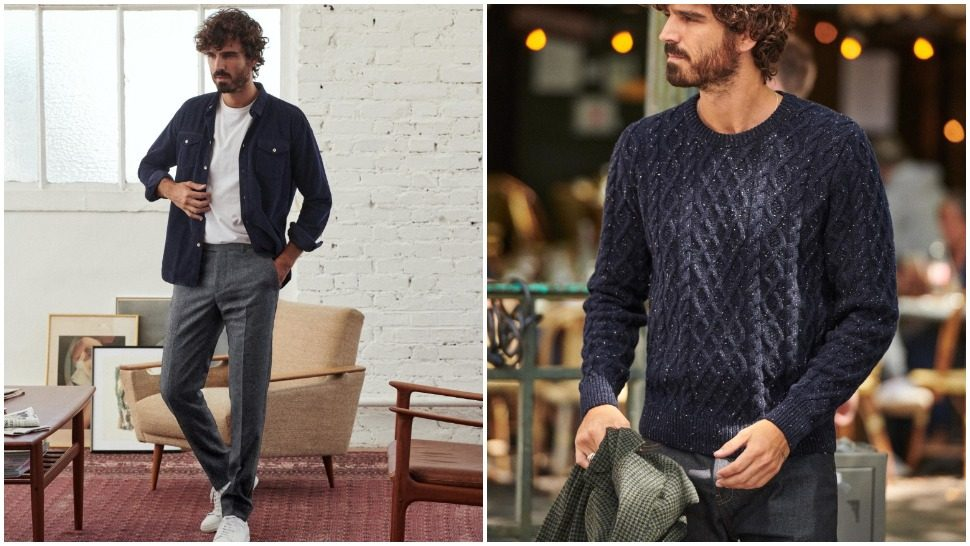 Journal Man: 15 nezaobilaznih modela iz garderoba stylish Francuza