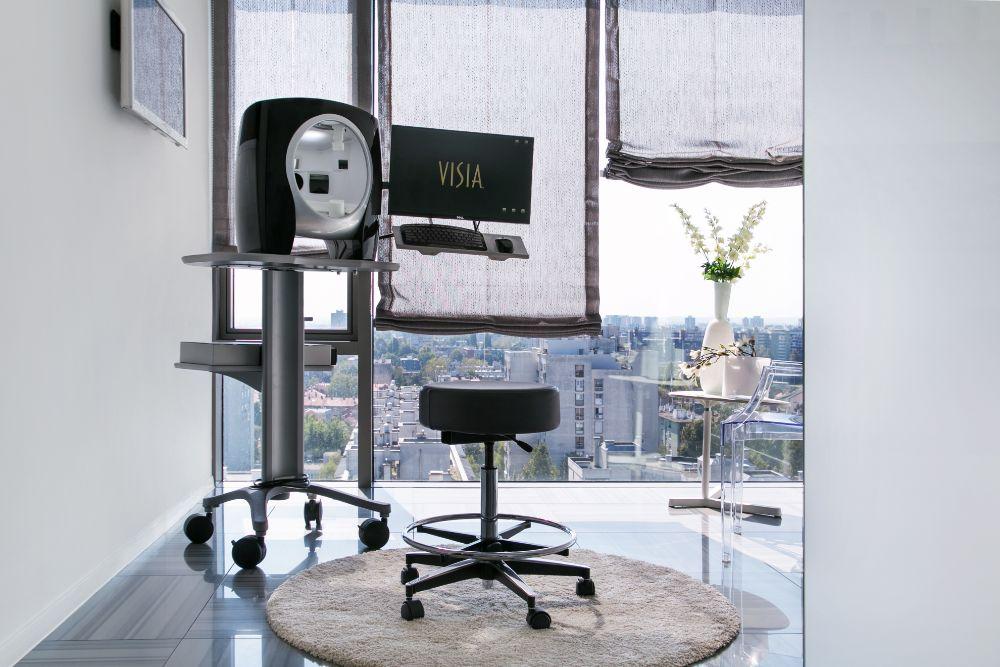 VISIA uređaj za analizu kože u Poliklinici Bagatin