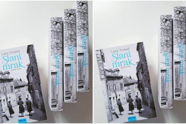 Ilina Cenov: 'Knjiga 'Slani mrak'  inspirativan je podsjetnik da život može biti drugačiji'