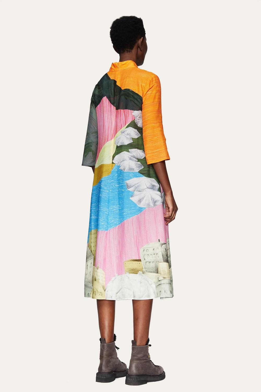 Stine Goya Landscape haljina jesen 2020.