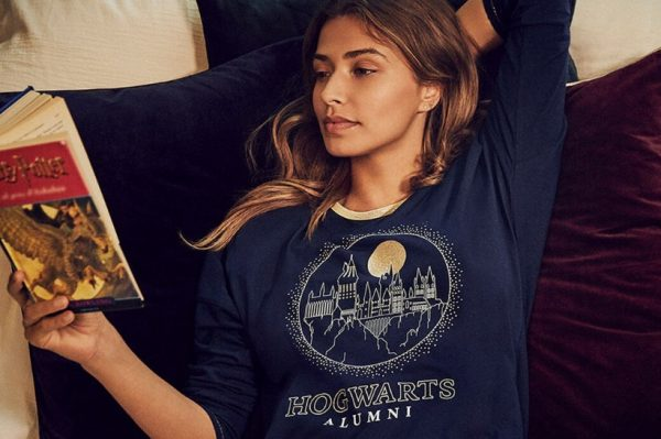 Harry Potter kolekcija pidžama stvorena je za jesenske večeri i vikende