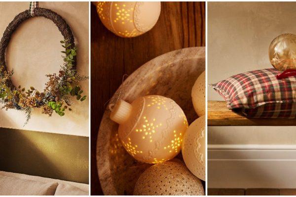 U Zaru Home je stigla božićna kolekcija – ovo su najljepše kuglice i vijenci