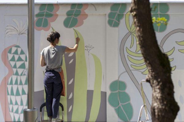 Street art umjetnici oslikali su zidove Kaznionice u Glini i Zatvorske bolnice u Zagrebu