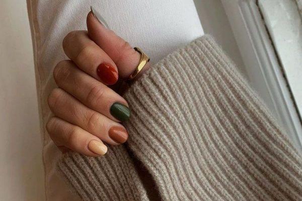 Najljepše jesenske 'sweater weather' manikure