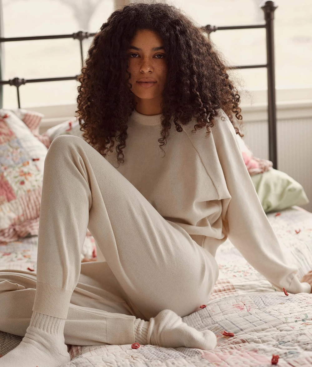 Christy Dawn loungewear jesen zima 2020.