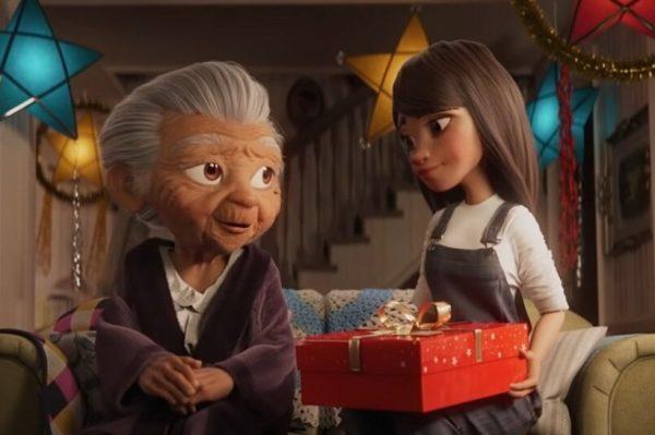 Disneyjeva božićna reklama s bakom i unukom ganula nas je do suza