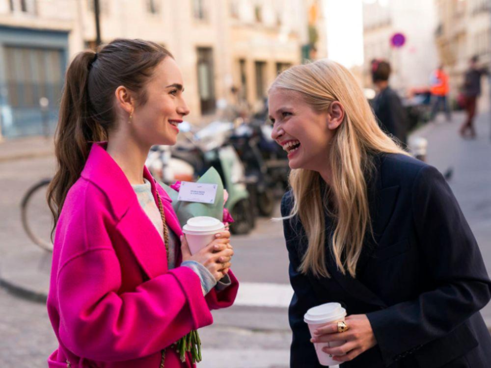 Emily in Paris druga sezona