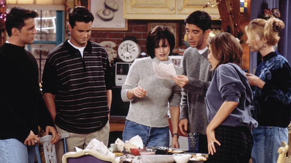 Friends, činjenice koje niste znali o seriji Prijatelji slider