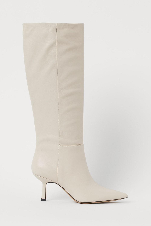 H&M kožne čizme zima 2020.