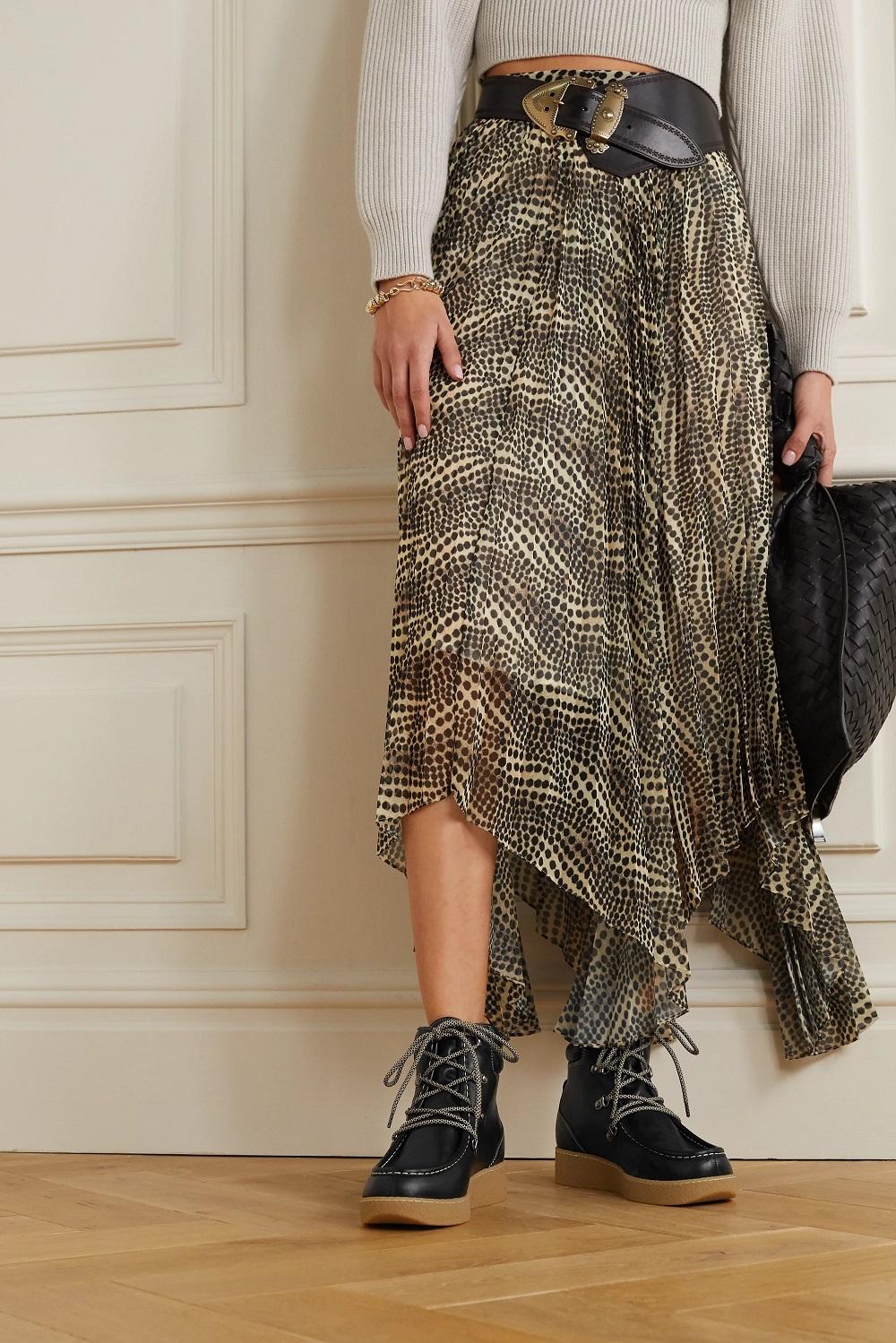 Isabel Marant tople čizme zima 2020.