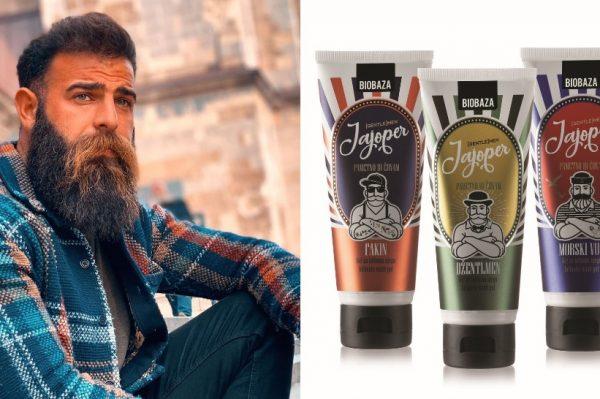 Journal Man: Nova kolekcija Biobaza Jajopera spremna je za Movember