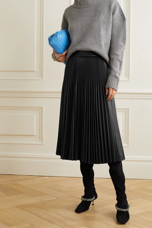 Jason Wu plisirana suknja zima 2020/2021.
