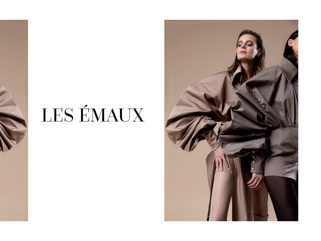 LES ÉMAUX limitirana kolekcija jesen zima 2020.