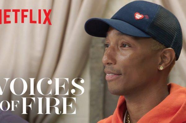 Pharell Williams lansira svoju emisiju na Netflixu