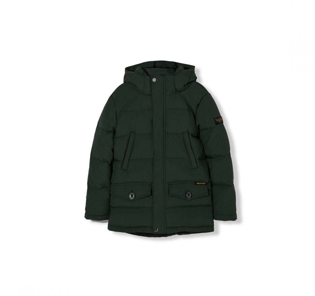 Puf jaknice zima 2020 Finger-in-the-nose-djevojčice-2-12-godina