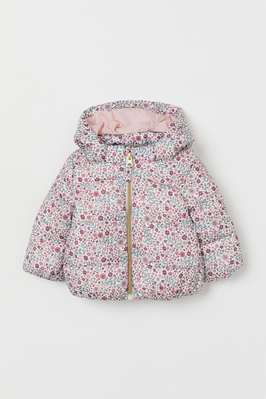 Puf jaknice zima 2020 HM djevojčice 0-4 godina 1