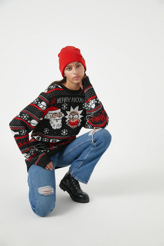 Pull & Bear božićni puloveri za parove 2020.
