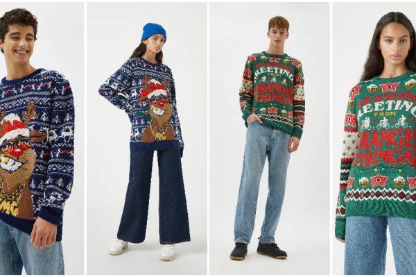 Journal Man: Najslađi božićni puloveri za parove