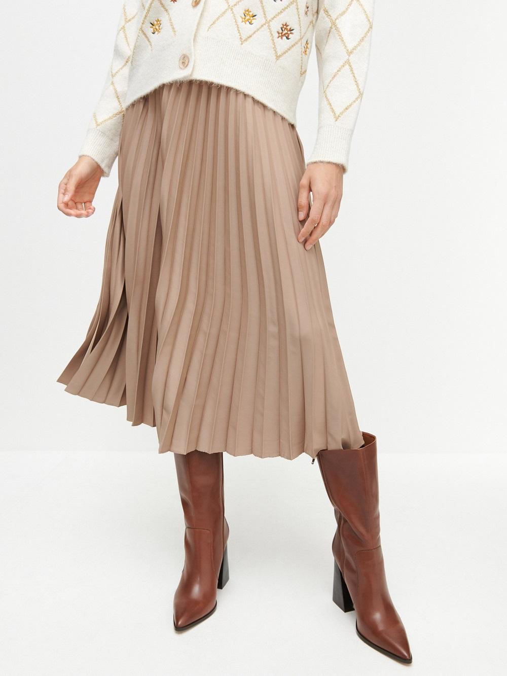 Reserved plisirana suknja zima 2020./2021.