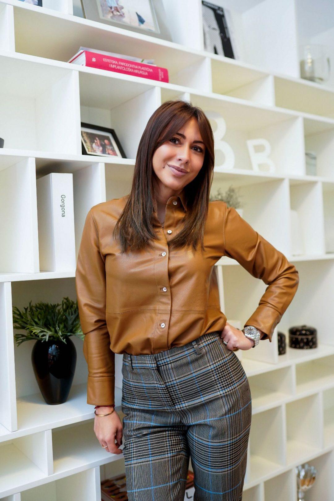 Jedan dan na poslu, Tamara Žaja Miličić