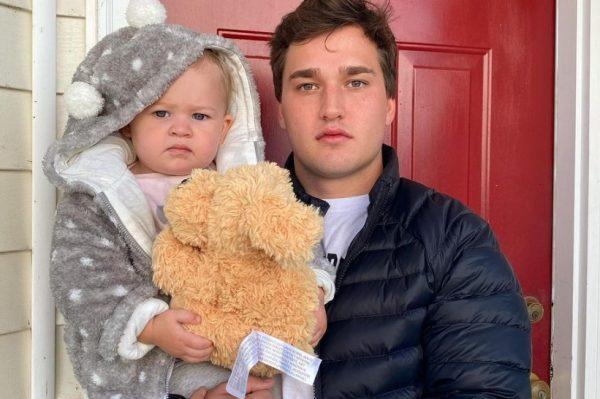 Beba koja je postala viralni hit