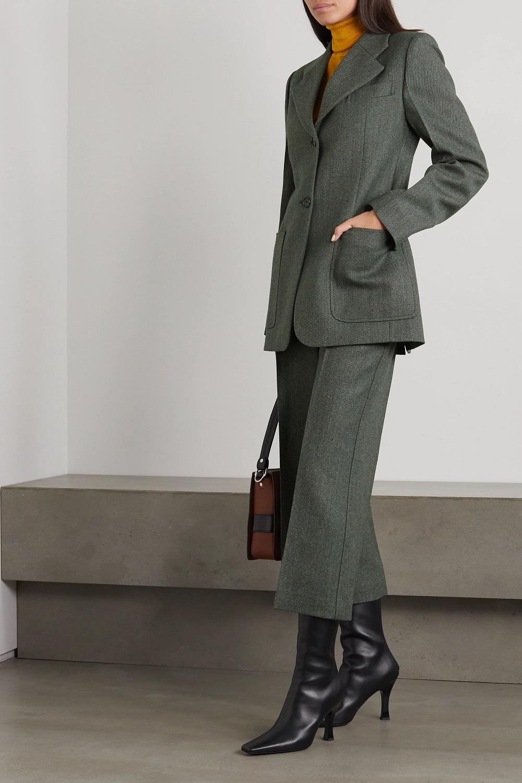 Victoria Beckham zelena boja zima 2020.