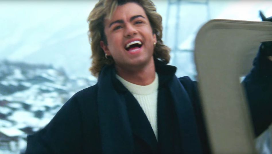 Wham! Last Christmas George Michael