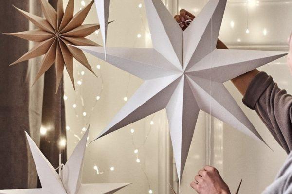 Omiljene papirnate i svjetleće zvijezde krasit će naše domove i ovih blagdana