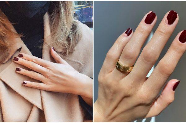 'It' boja laka za nokte za studeni