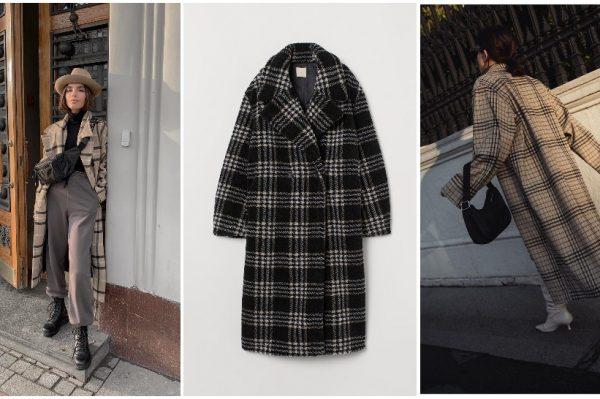 Karirani kaput u 25 modela za novu zimsku sezonu