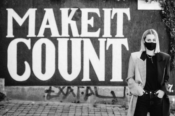 #Makeitcount: Nika Turković među prvima ima fotku na novom foto punktu