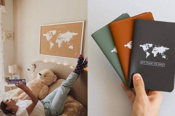 Domaći brend scratch it karata My travel map, ima nove cool proizvode